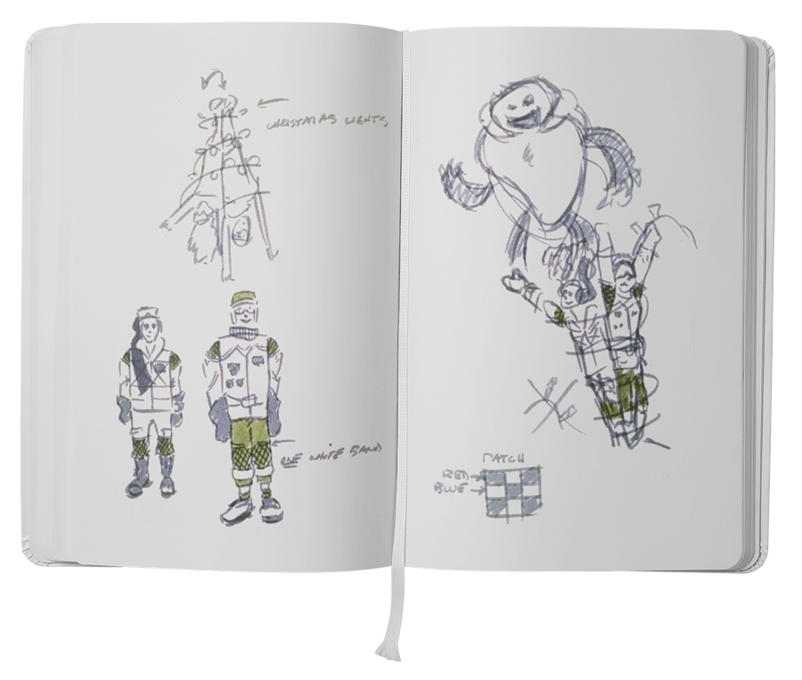 wampa_sketches